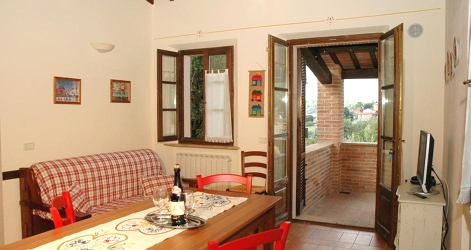 Apartments for sale in Citta della Pieve near the sea